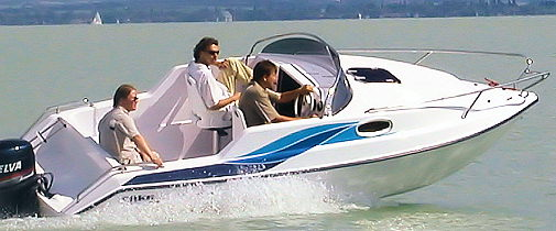 FÛKE Yacht - boat, sailing boat, motorboat, fishing boat - Products / Motorboat / Fûke 550 Cabin